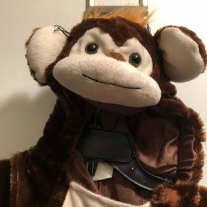 Other - Super Cute Monkey Costume 18-24 months
